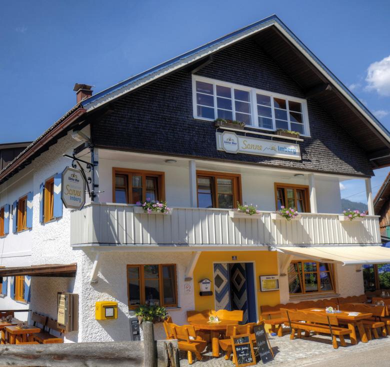 Berggasthof-Sonne